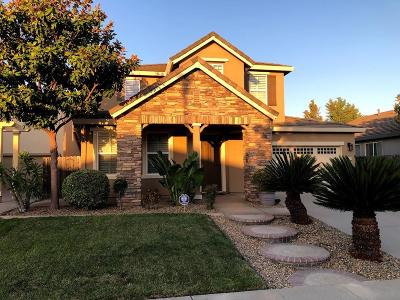 Elk Grove Single Family Home For Sale: 10219 Pedra Do Sol Way
