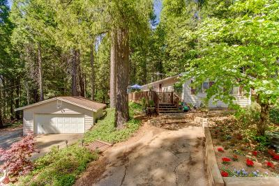 Placer County Single Family Home For Sale: 98 Towle Hill Road