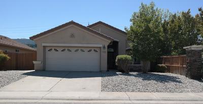 Rancho Cordova Single Family Home For Sale: 3300 Verdeca Way