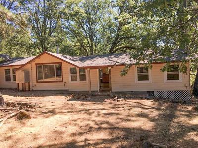 Kelsey Single Family Home For Sale: 8078 Harrington Flat Road