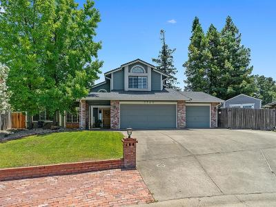 El Dorado County Single Family Home For Sale: 3740 Delamere Court