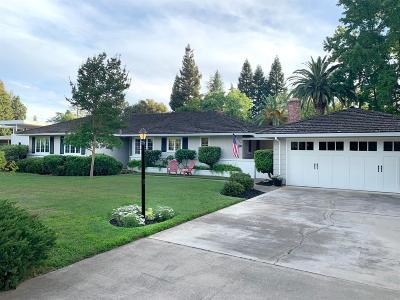 Sacramento Single Family Home For Sale: 855 Los Molinos Way
