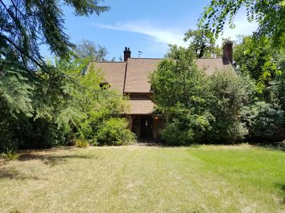 Sacramento Single Family Home For Sale: 488 Crocker Road