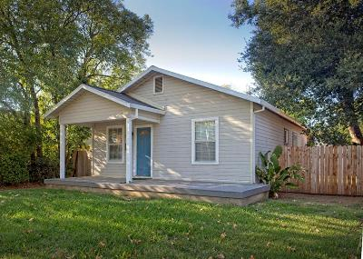 Sacramento Single Family Home For Sale: 5017 11th Avenue