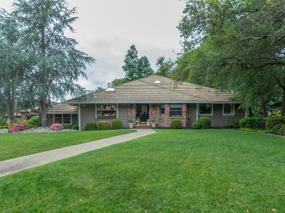 Rancho Murieta Single Family Home For Sale: 6348 Agua Vista