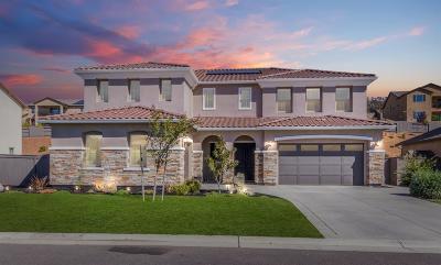 El Dorado Hills CA Single Family Home For Sale: $865,000