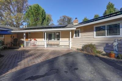 Grass Valley Single Family Home For Sale: 10016 East Lime Kiln Road