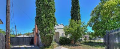 Sacramento County Single Family Home For Sale: 3817 Franklin Boulevard