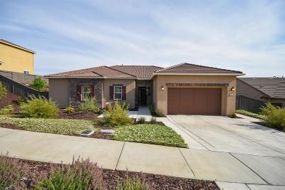 El Dorado Hills Single Family Home For Sale: 326 Eagle Creek Court