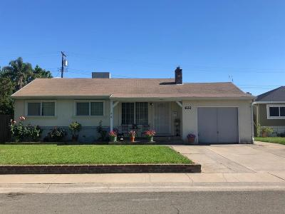 Sacramento Single Family Home For Sale: 622 Norwich Court