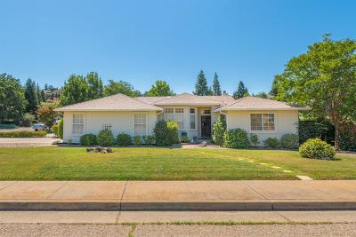 Sutter Creek Single Family Home For Sale: 214 Manor Court
