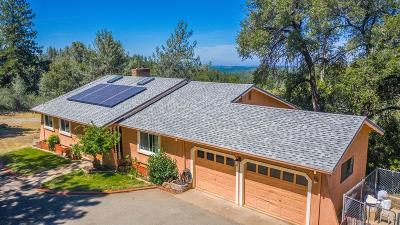 Volcano Single Family Home For Sale: 19640 Shake Ridge Road