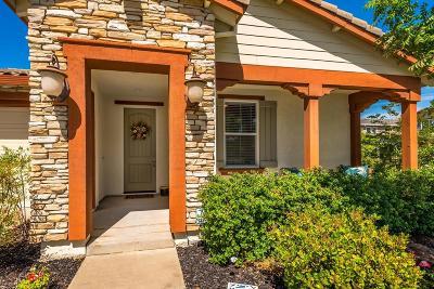 Rocklin Single Family Home For Sale: 600 Open Range Ln