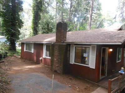 Camino Single Family Home For Sale: 5071 Alder Drive