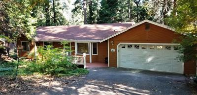 Pollock Pines Single Family Home For Sale: 3480 Gold Ridge Trail