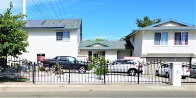 Sacramento Single Family Home For Sale: 6515 Rancho Adobe Dr