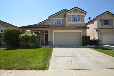 Tracy Single Family Home For Sale: 1760 Laurelgrove Lane