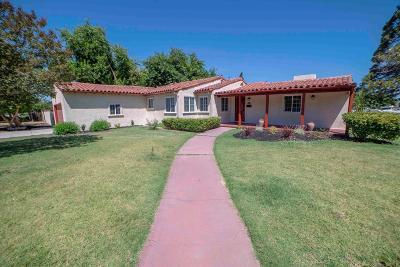 Stockton Single Family Home For Sale: 815 West Longview Avenue