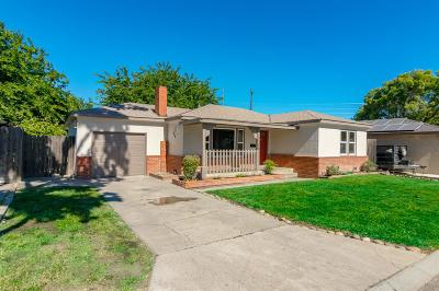 Modesto Single Family Home For Sale: 1109 Half Moon Drive