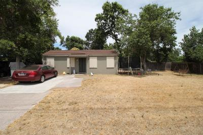 Sacramento Single Family Home For Sale: 1204 Jonas Avenue