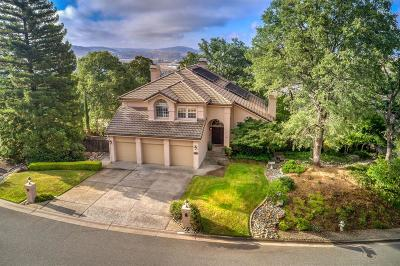 El Dorado Hills Single Family Home For Sale: 3640 Roble Court
