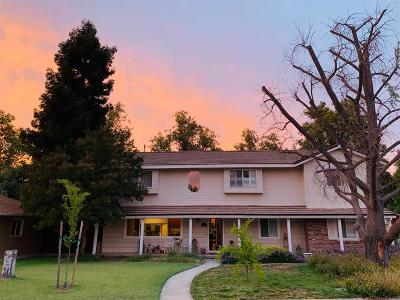 Woodland Single Family Home For Sale: 3 Hermosa Place