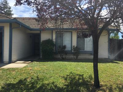 Sacramento Single Family Home For Sale: 8970 Napa Valley Way