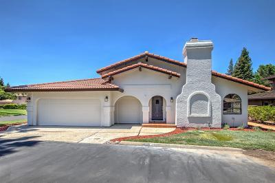 Rancho Murieta Single Family Home For Sale: 6909 Pescado