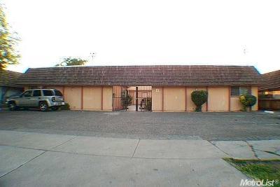 Merced Multi Family Home For Sale: 2553 Glen Ave