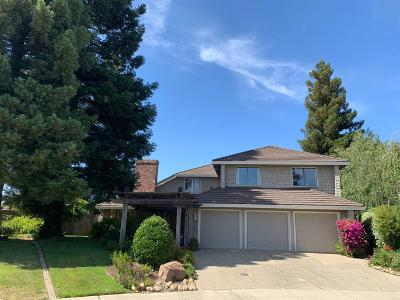 Stockton Single Family Home For Sale: 5738 Shelldrake Court