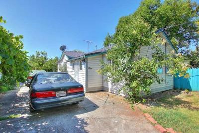 Sacramento Single Family Home For Sale: 2856 19th Avenue
