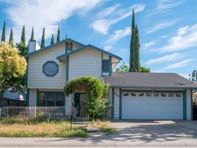 Sacramento Single Family Home For Sale: 4742 Storrow Way