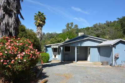 Sonora Single Family Home For Sale: 19539 Rawhide Rd
