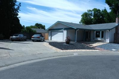 Rancho Cordova Single Family Home For Sale: 1788 Klamath River Drive