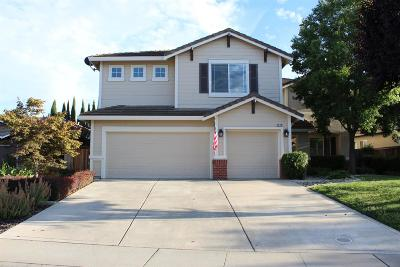 Elk Grove Single Family Home For Sale: 3220 Bridlevail Court