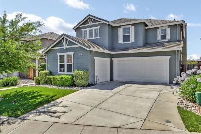 Tracy Single Family Home For Sale: 2950 Compton Place