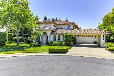 Rocklin Single Family Home For Sale: 2311 Weddington Court