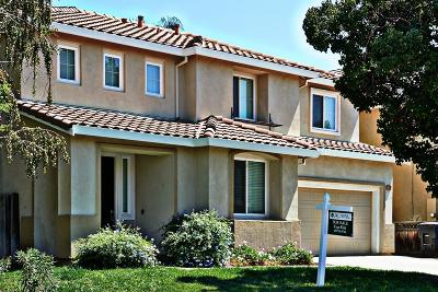Tracy Single Family Home For Sale: 352 Golden Leaf Court