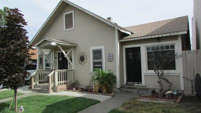 Manteca Single Family Home For Sale: 308 East Yosemite Avenue