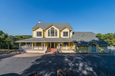 El Dorado County Single Family Home For Sale: 4970 Grazing Hill Road