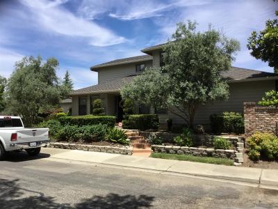 Stockton Single Family Home For Sale: 2320 Meadow Lake Drive