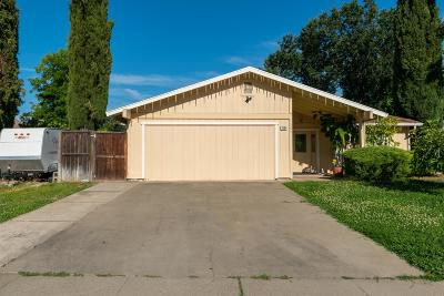 Citrus Heights Single Family Home For Sale: 7084 Canevalley Circle
