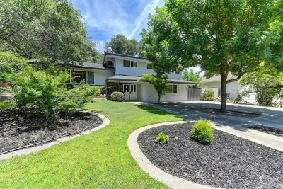 Placer County Single Family Home For Sale: 7575 Red Bud Road