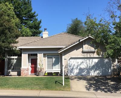 Folsom Single Family Home For Sale: 102 Larkin Circle