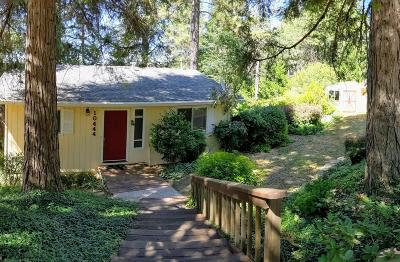 Grass Valley Single Family Home For Sale: 10444 Partridge