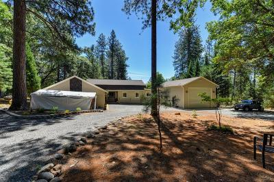 Foresthill Single Family Home For Sale: 5927 Silverleaf Drive