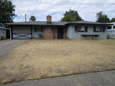 Citrus Heights Single Family Home For Sale: 7823 Rosswood Drive