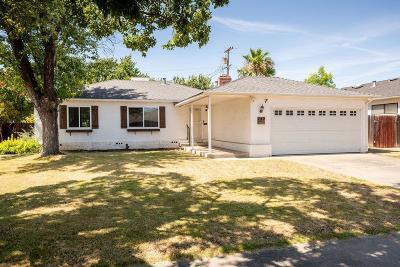 Stockton Single Family Home For Sale: 249 East Harper Street