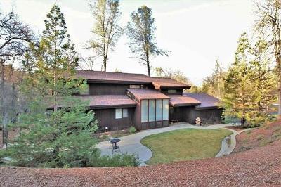 Sonora Single Family Home For Sale: 21030 Stott Lane