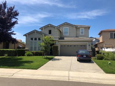 Sacramento Single Family Home For Sale: 3453 River Shoal Avenue